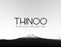 THINOO - FREE MODERN FONT