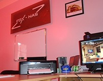 FOXNAS office