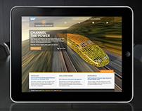 SAP - Power Microsite