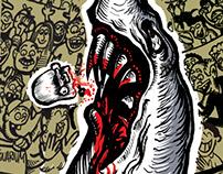 UnitedSkateboardArtists Shark Deck Project (Unreleased)