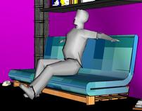 3D - My room