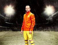 NIKE EQUIPACIÓN FC BARCELONA 2012-2013