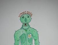 Jake the carnivorous antro plant