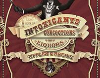 Smokestack - A Book Of Intoxicants