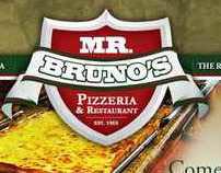 Mr. Bruno's Pizzeria Website