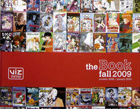 VIZ Fall Catalog