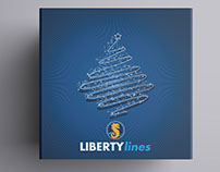 Liberty Lines Xmas packaging