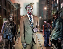 Zombies Electrolux