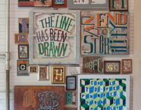 Ruggles Modern Art show 2012