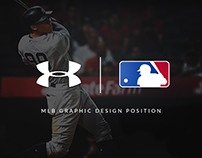 UA x MLB Graphic Design Position