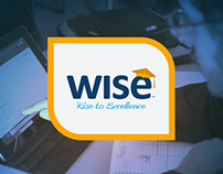 WISE LEARNING & SPORTS | WEB CONCEPT - UI/UX