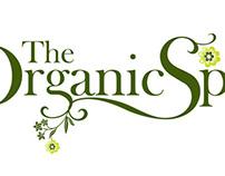 The Organic Spot Logo