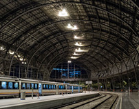 Barcelona Metro Architecture & Life