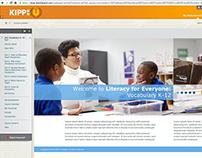 UX/UI for LMS/Blended Learning - KIPP:U