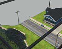 Flood Simulation