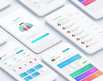 Concept: School App