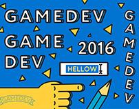 Фирменный стиль для GameDev