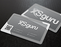 Business Card design XsGuru