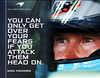 Team McLaren Social Templates