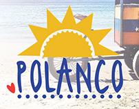 Logo de POLANCO trajes de baño
