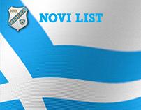 FC RIJEKA Landing page