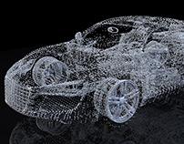 Audi R8 // Creative Automotive CGI Visuals