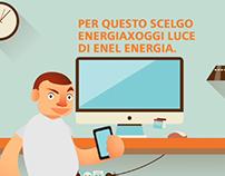 Enel | EnergiaXoggi video