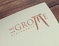 LOGO DESIGN | Le Grotte Ristorante