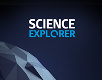 Science Explorer iPhone App concept