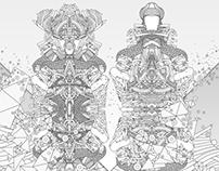 238 - Amphitrite and Poseidon