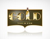 Branding - Gold Drinks INC.