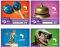 Yahoo! Domains Ad Campaign- Flash