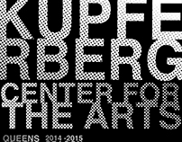 Kupferberg Center for the Arts (Poster and Mailer)