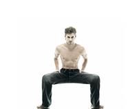 Levi's Square Cut Jeans