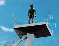 MILO 'Diving Platform'