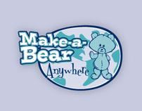 Make-A-Bear Anywhere - Identity & Marketing