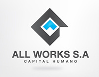 All Works S.A Branding Identity