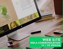 Web Site (Studio) - Mela Communication