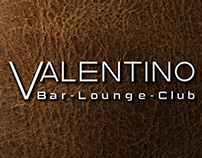 Valentino logotype design