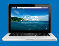 CECO Homepage Redesign