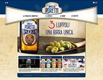 Birrificio Angelo Poretti Web Site