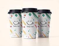 Tasty Cup | Branding