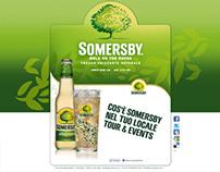 Somersby Italian Website