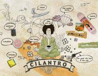 Cilantro Website