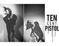 "Féminin : ""TEN CENT PISTOL"" with Kristen"