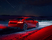 2020 Audi TT RS - The Speed of Light