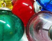 Bolas huecas de Cristal de Murano