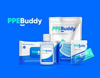 Logo Design & Branding   PPE Buddy