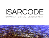 ISARCODE // Corporate Design // Website 2014