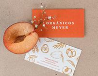 Orgánicos Meyer - Rebranding